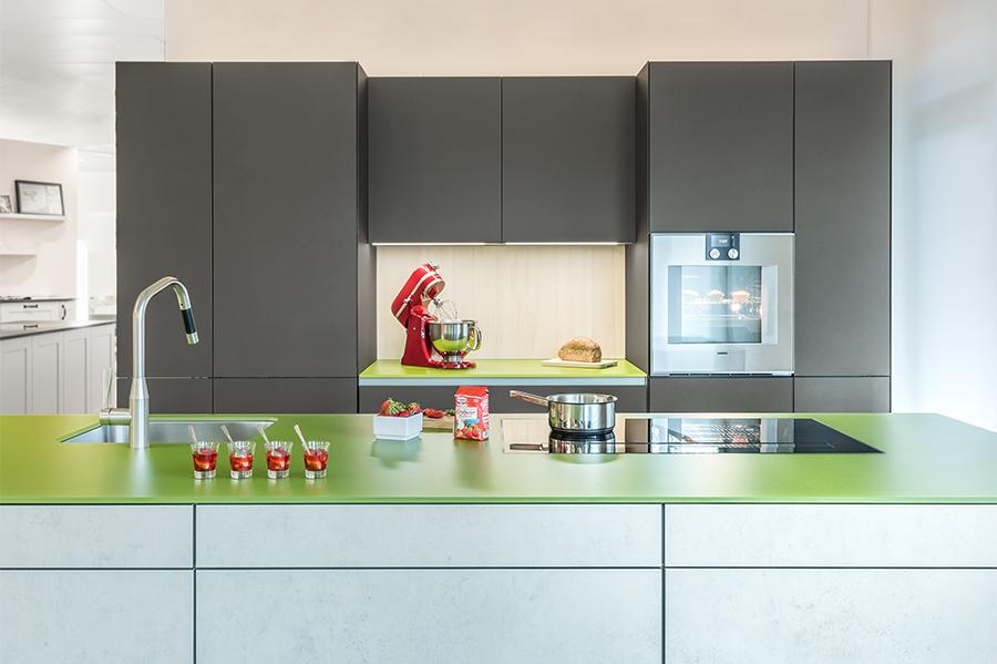 ruwa küchen ag obergösgen: küche 1 - Küche Beschreibung